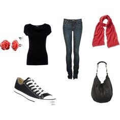 Kinda looks like Savanna, since she steals my stuff to put this together, but its all me.