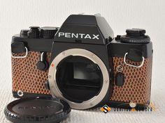 Pentax LX (lizard skin custom by Pentax).