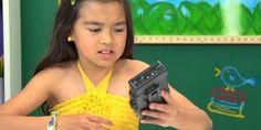 Así Es Como Reaccionan Los Niños De Hoy Ante Un Walkman