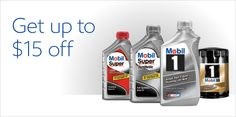 Mobil1 upto 15$ rabate valid till May 31st 2016 #LavaHot http://www.lavahotdeals.com/us/cheap/mobil1-upto-15-rabate-valid-31st-2016/71960