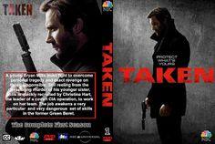 Tudo Capas 04: Taken Season 1 (2017) R1 - Cover Serie