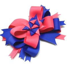 Bowdabra Bow Maker Tutorial--How To Make a Large Boutique Bow