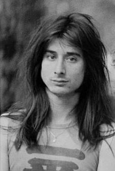 Cute even with that 'just woke up' hair lol Steven Ray, Journey Band, Neal Schon, Journey Steve Perry, Wheel In The Sky, 80s Hair Bands, Love My Man, Chant, American Singers