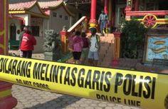 Polisi Bekuk Penyebar Kebencian Kerusuhan Tanjung Balai