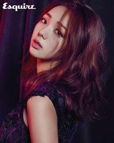 Chae Soo Bin Esquire November 2015
