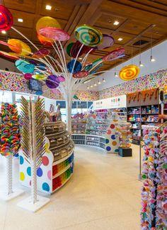 Dylan's Candy Bar, Miami Beach