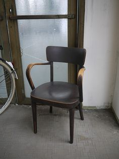 Rare antique Thonet chair central Europe   Your looking at a really great Thonet chair, pictures explain the chair as it is, look carefully at the Flickr slide show to see the condition as is. The chair could be reconditioned, yet as it, it has some charm. Any questions ask. Free economy shipping included with your final price.   If your interested in this item contact Jam@iamjam.net Deal direct through PayPal and pay less, make me an offer