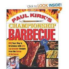 My Latest BBQ Book