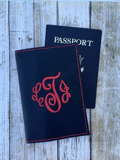 Personalized Passport Cover for Her - Custom Passport Cover - Passport Holder for Women - Monogram Passport Cover- Travel Gift for Her by sewingamity on Etsy https://www.etsy.com/listing/470451659/personalized-passport-cover-for-her