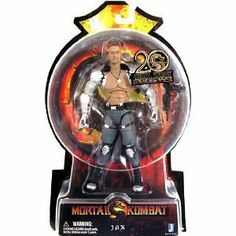 Jax Mortal Kombat 9 6-Inch Action Figure by Jazwares. $19.89.  United States Special Forces major Jackson 'Jax' Briggs! Action figure out of the Mortal Kombat 9 video game.   Features over 15 points of articulation and a video game-accurate costume design.  Straight out of the Mortal Kombat 9 video game, it's a 6-inch tall Jax action figure!. Grab Jax now for your MK toy box!. Features over 15 points of articulation and a video game-accurate costume design. . Ages 17 and up...