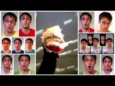 ▶ A Capella Science - Bohemian Gravity! - YouTube: Wow! Freddy Mercury would approve.