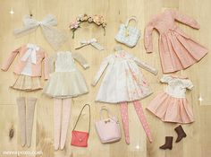 Nerea Pozo - Pullip clothes