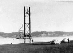 1965… a Ponte em construção - 001