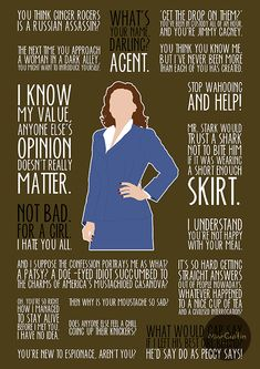 Another custom order via Etsy! I love Peggy Carter - there were so many quotes I could've done for this print! To get a custom order like this just go to macguffindesigns.etsy.com and ask!