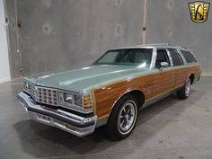 1977 Pontiac Grand Safari Wagon, 400 4bbl/TH400 Auto