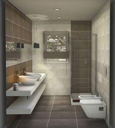distribucion Más #bañosmodernos #decoracionbañosmodernos