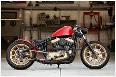 '03 Harley Sportster - DP Customs