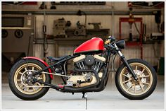 '03 Harley Sportster - DP Customs