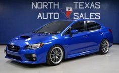 2015 Subaru WRX Limited in Dallas, Texas