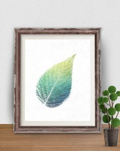 #print #design #cool #home #watercolors #decorations #decorideas #tree #leaf #modern