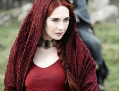 Melisandre - The Red Priestess
