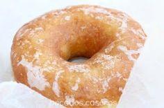 ¡Llevaba años buscando la receta de los Donuts original y la encontré! Siempre he sido partidaria de la repostería casera y he estado en