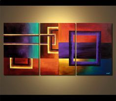 Abstract Painting - Got You #3846