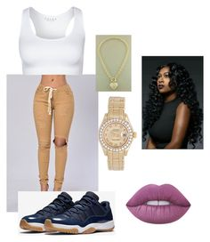 """""""🤘"""" by naebewittit ❤ liked on Polyvore featuring Falke, Rolex and Lime Crime"""