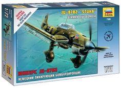 Zvezda 7306 Junkers Ju-87B2 Stuka