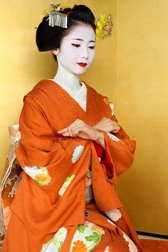 kimika maiko geiko | The Mystique of The Geisha, Geiko and Maiko | Trifter