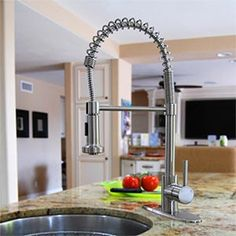 Love The Industrial Feel Of This Kitchen Faucet #mirabelle Beauteous Costco Kitchen Faucet Inspiration Design
