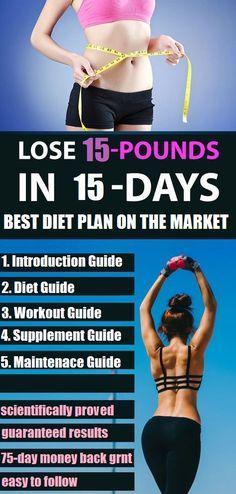Best 2-week diet plan on the market. #bestdiet