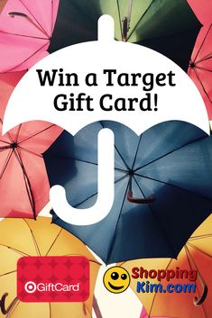 Win A Target Gift Card! #giveaway