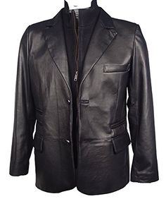 Paccilo FREE tailoring Men 1043 REGULAR & BIG SIZE clean soft Leather Blazer  http://www.allmenstyle.com/paccilo-free-tailoring-men-1043-regular-big-size-clean-soft-leather-blazer/