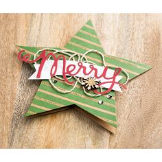 Many Merry Stars Simply Created Kit - by Stampin' Up!