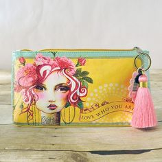 Pouches for pencils, markers, pens. Pin It to Win It: Papaya Art Gift Inspiration