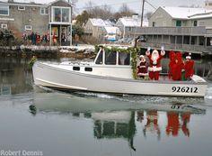 Christmas Prelude Celebration in Kennebunkport -- Credit: Robert Dennis