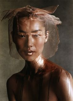 Patrick Demarchelier Urban Decay Inspiration Pin Naked #pinnaked #urbandecay