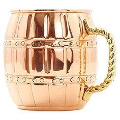 Moscow Mule Copper Mug Barrel Beer