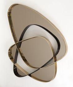 Galaxy Mirror by Achille Salvagni from Maison Gerard