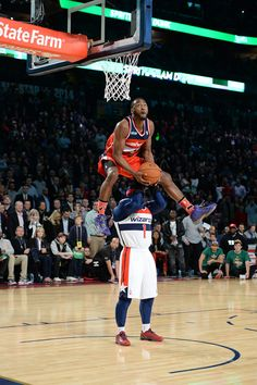 <b>With the 2015 Sprite Slam Dunk Contest on the horizon, here is a look back at the most memorable photos and videos from the competition over the years.</b>