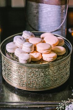 Photo by Stephen Thrift Photography Vintage Tins, Vintage Table, Vintage Metal, Metal Tins, Serving Bowls, Thrifting, Trays, Tableware, Photography