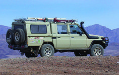 land cruiser 70 series dual cab - Google Search