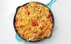 Texan's Chicken Spaghetti
