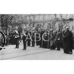 /09/1917 ENTIERRO DEL SEÑOR MERRY DEL VAL(MARQUES DE MERRY DEL VAL) EN SAN SEBASTIÁN , PRESIDENCIA DEL DUELO: Descarga y compra fotografías históricas en | abcfoto.abc.es