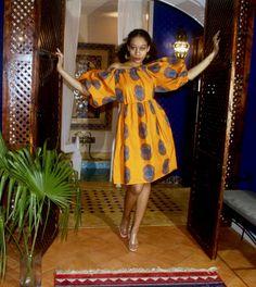 Memoriae ( ou souvenir en latin), c'est le nom qu'a donné la marque afro-française Ebony City à sa nouvelle collection Printemps Eté 2017.  Memoria fait une ode à la femme des années 70 à 90 qui embrasse enfin son indépendance et pose ses talons sur une société qui ne pourra plus faire sans elle. ...