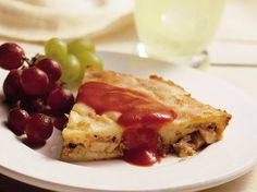Original Bisquick® mix provides a simple addition to this cheesy chicken pie - a mild Italian dinner!
