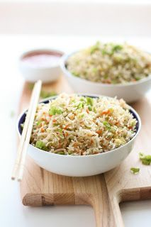 Fried Rice www.barefootstyling.com