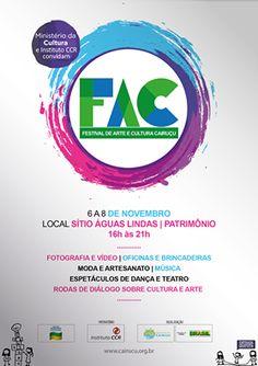 Associação Cairuçu  Festival de Arte e Cultura Cairuçu de 6 a 8 de Novembro.  #FestivalDeArteECulturaCairuçu #FAC #FACParaty #Cairuçu #AssociaçãoCairuçu #cultura #turismo #arte #VisiteParaty #TurismoParaty #Paraty #PousadaDoCareca