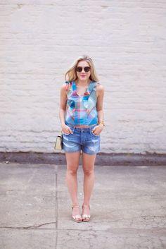Found! The Easy Denim Shorts Your Summer Wardrobe Needs